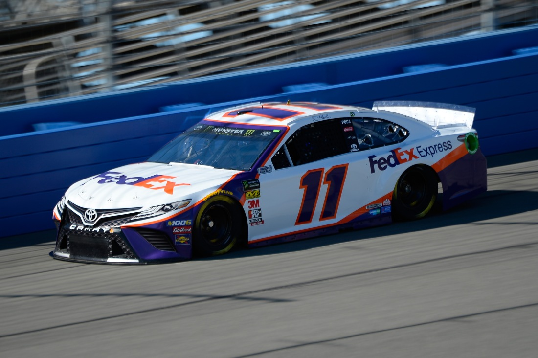 Monster Energy NASCAR Cup Series Auto Club 400 - Practice