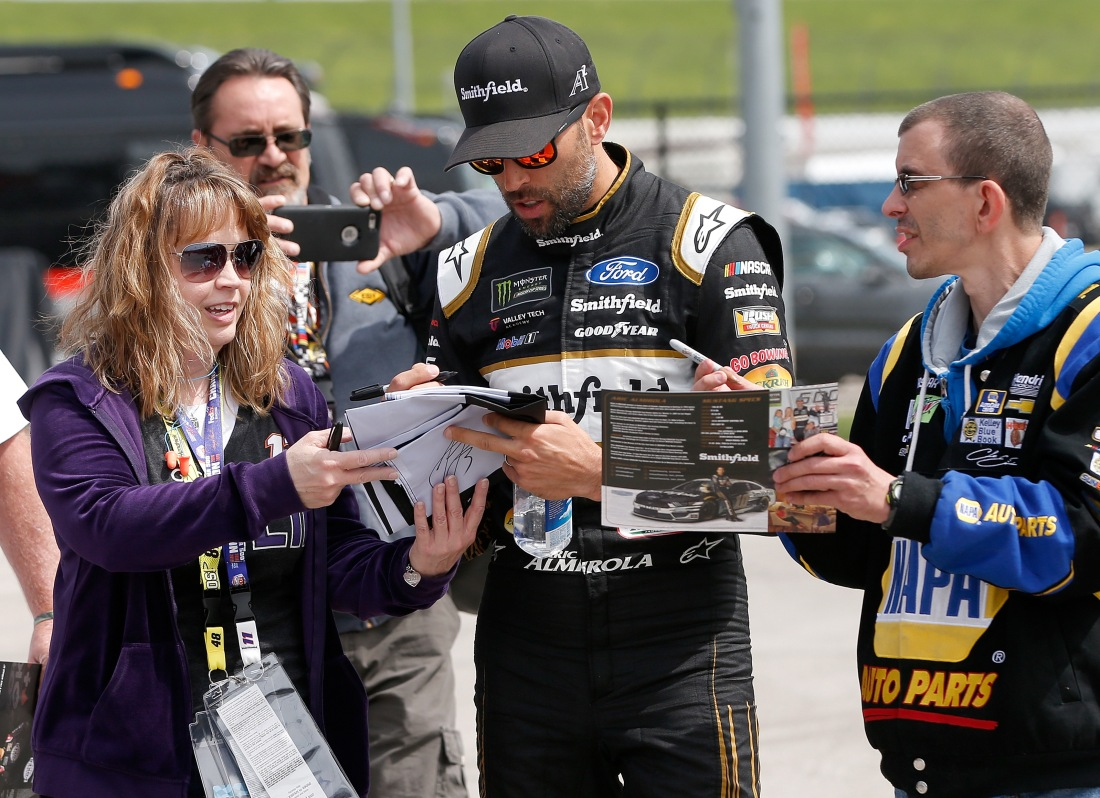 Kansas Speedway -  Monster Energy NASCAR Cup Series Digital Ally 400 Practice