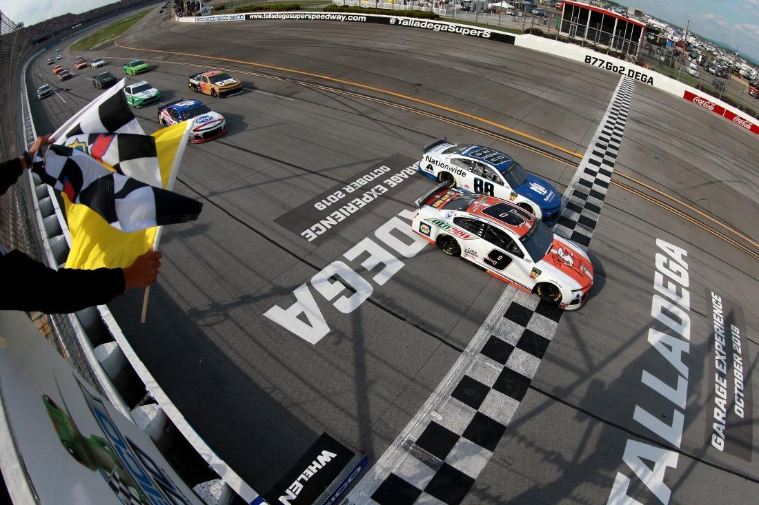 Monster Energy NASCAR Cup Series GEICO 500