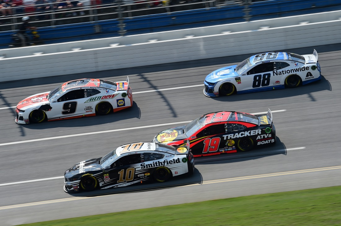 Monster Energy NASCAR Cup Series GEICO 500