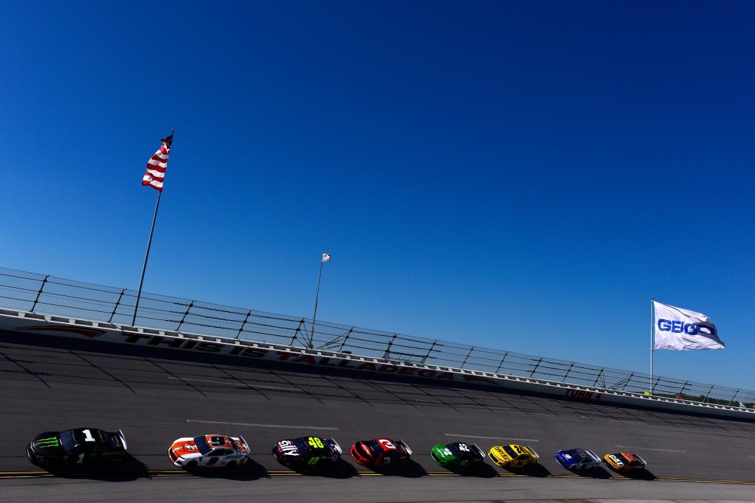 Monster Energy NASCAR Cup Series GEICO 500 - Practice