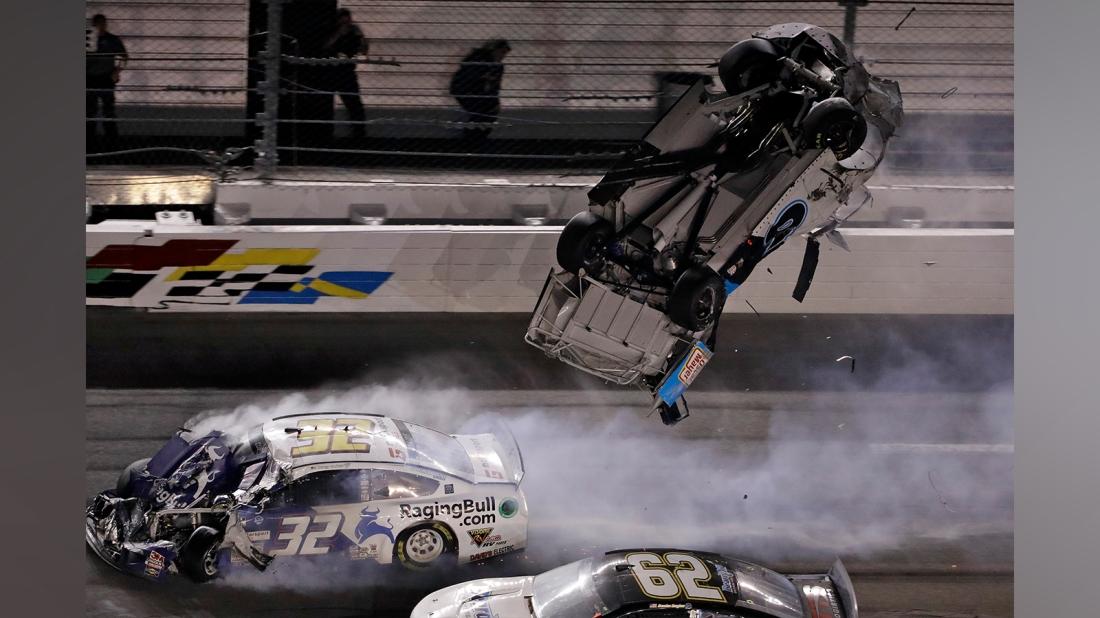 daytona-500-crash-sends-ryan-newman-to-hospital-denny-hamlin-wins-race