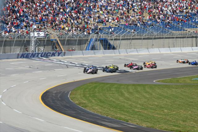INDYCAR hasn't been to Kentucky since 2011, would they ever go back?