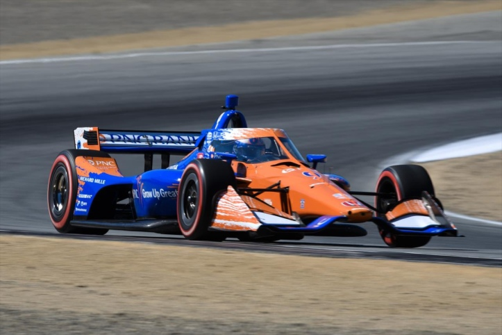 Dixon now has 3 finishes of 12 or worse in his last 4 starts of the season - Photo Credit INDYCAR Media Site
